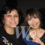 外国人と日本人女性二人の顔写真