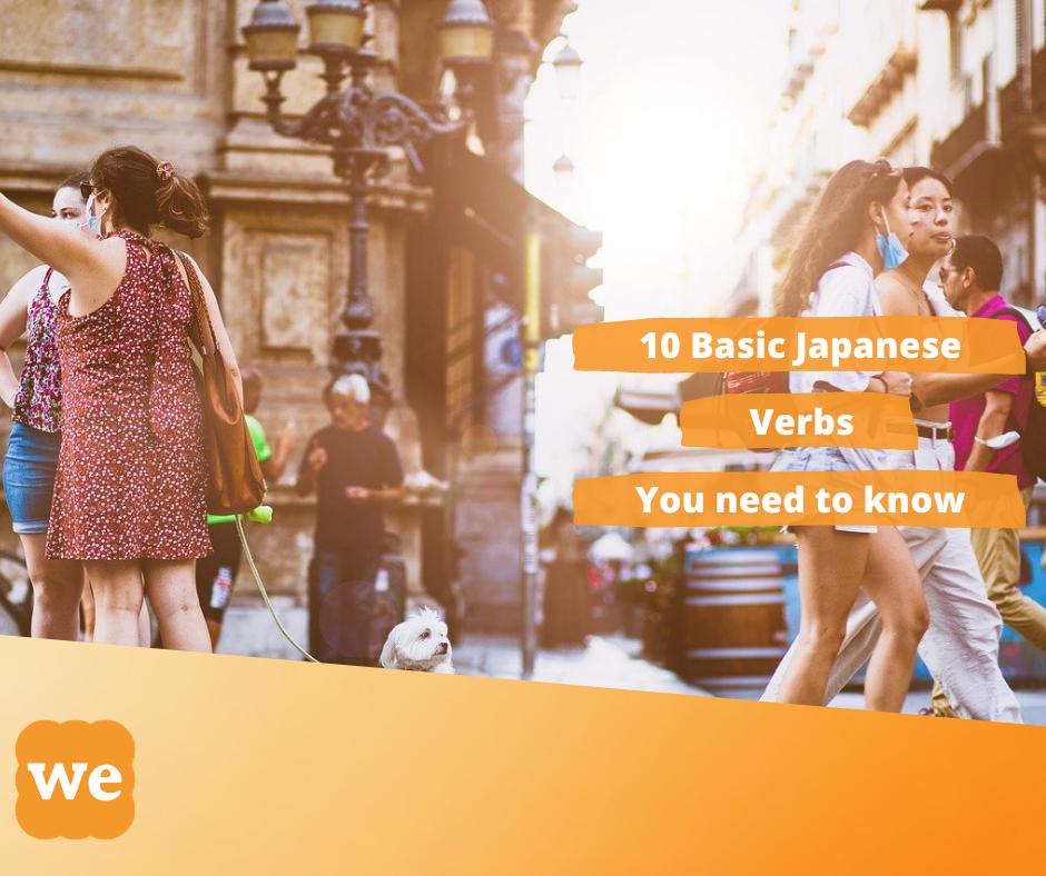 Learn 10 basic Japaneese online