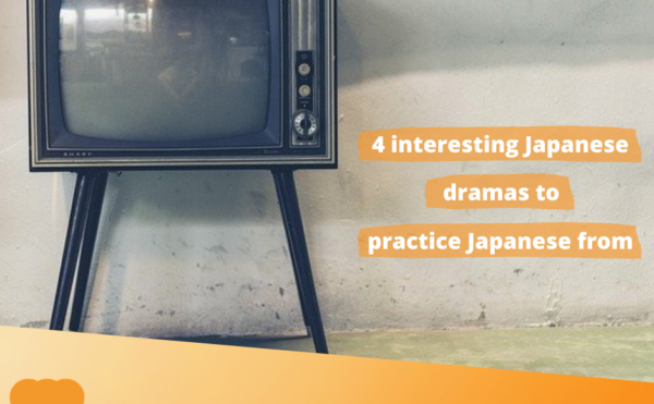 Studying Japanese online using Japanese dramas